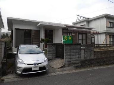 日置市吹上町与倉【売家】RC造5DK平屋全面改装740万円