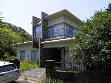 指宿市山川福元【売家】高台RC造2階建7DK680万円