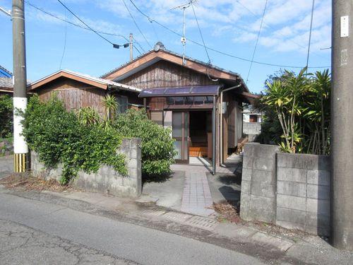 指宿市西方下吹越【売家】木造平屋建2K約42平米150万円
