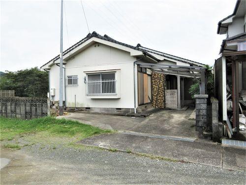 薩摩川内市平佐町【売家】木造平家建5DK+倉庫520万円