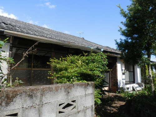 南九州市頴娃町別府【売家】木造平屋5DK+広縁250万円