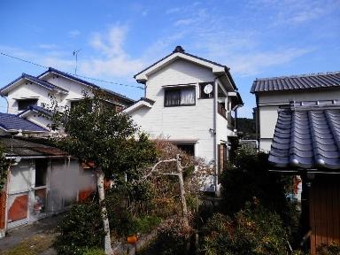 日置市東市来町湯田【売家】木造二階建4LDK350万円