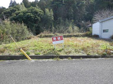 指宿市東方【売地】温泉権付別荘・住宅用地約59坪100万円