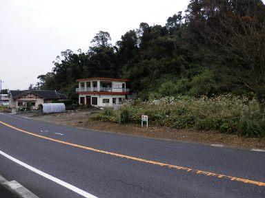 指宿市山川大山【売地】国道沿637坪380万円