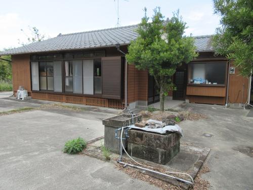 南さつま市加世田小湊【売家】木造6DK広縁+別棟倉庫付660万円