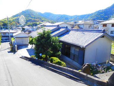 鹿児島市平川町【売家】平屋3LDK菜園車庫付1,660万円