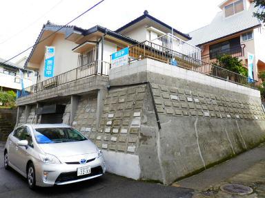 鹿児島市冷水町【売家】和風3LDK高台改装済1,295万円