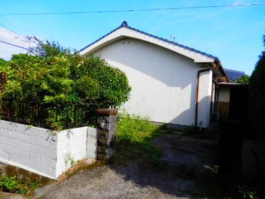 鹿児島市本名町【売家】木造4DK平屋建高台眺良898万円