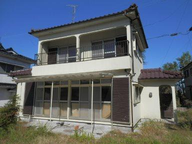 鹿児島市本名町【貸家】和風4DK2階建家賃38,000円