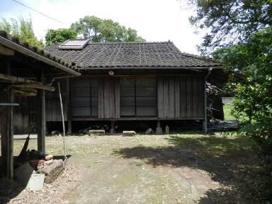 指宿市新西方字長崎【売家】古屋農家住宅木造平屋780万円