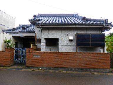鹿児島市上竜尾町【売家】和風4K平屋高台の住宅地980万円
