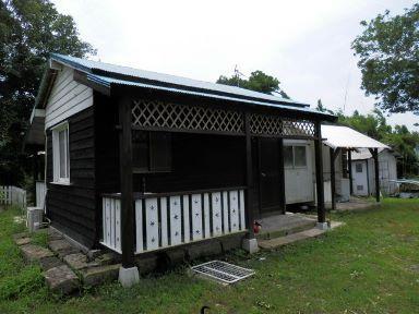 南九州市川辺町宮【売別荘】鉄骨木造3DK平屋小屋680万円