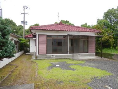 鹿児島市喜入中名町【売家】平屋3DK南向即入居可750万円