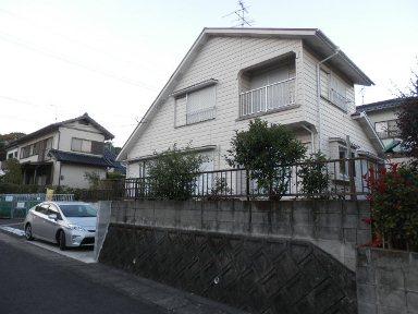 鹿児島市喜入瀬々串町【売家】4LDK洋風大屋根1,160万円