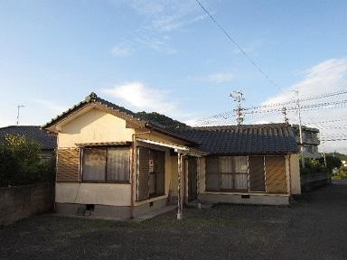 霧島市国分下井【売家】木造6K和風平屋程度良好550万円