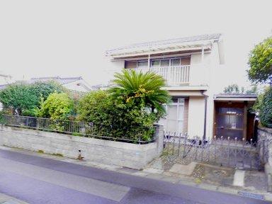 鹿児島市緑ヶ丘町【売家】和風6DK2階建住宅1,210万円