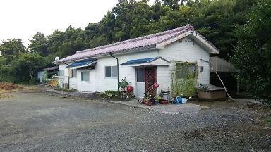 熊毛郡南種子町【売家】木造3K平屋建車庫倉庫付750万円