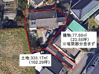 鹿児島市吉野町【売家】木造5LDK一部増築有1,180万円