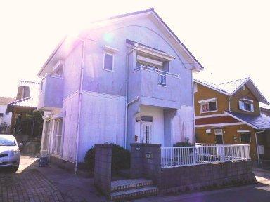 鹿児島市牟礼岡2丁目【売家】洋風3LDK2階建住宅890万円