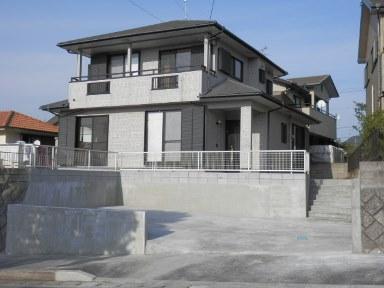 鹿児島市牟礼岡2丁目【売家】高台2LDK×2世帯住宅1,480万円