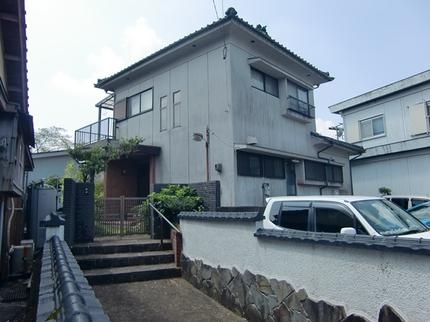 薩摩川内市大小路町【売家】5DK+S和風木造二階建800万円
