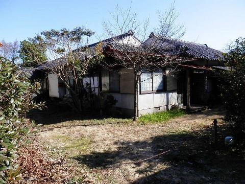 姶良市平松字堅野【売家】古民家風5DK木造平屋980万円