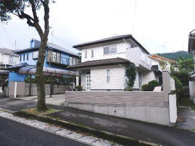 鹿児島市牟礼岡3丁目【貸家】木造2階建5DK6.0万円