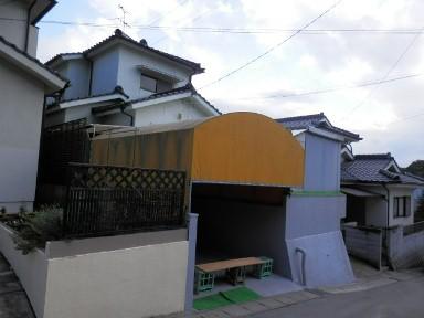 鹿児島市下田町【売家】高台4K見晴し良木造2階建620万円