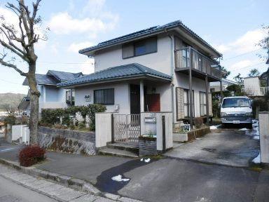 鹿児島市牟礼岡2丁目【貸家】木造5DK2階建55,000円