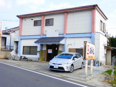 鹿児島市吉野町【貸店舗】アパート1階23坪飲食店向80,000円