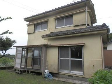 鹿児島市吉野町【売家】桜島眺望良4DK木造2階建390万円