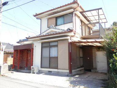 鹿児島市吉野町菖蒲谷入口【売家】4K木造住宅600万円