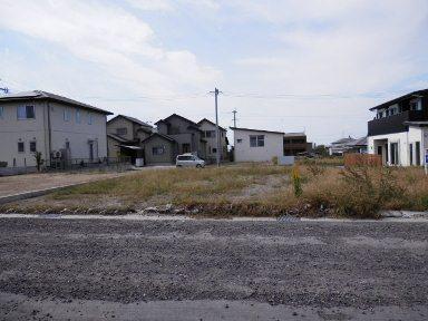 鹿児島市吉野町【売地】区画整理工事済更地43.68坪1026万円
