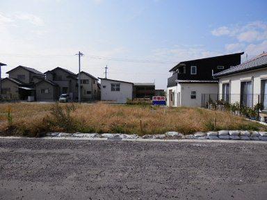 鹿児島市吉野町【売地】整地済45坪東向き日当良1,060万円