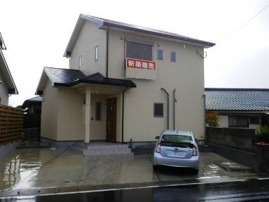 鹿児島市吉野町(菖蒲谷入口【新築売家】4LDK駐3台2,100万円